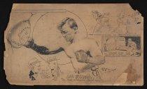 "Image of Jim Flynn. ""I'll make a punching bag of him"" - Ripley, Robert, 1893-1949"