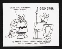 Image of Happy 50th anniversary, Charlie Brown! - Browne, Chris, 1952-