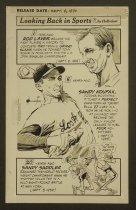 Image of Looking back in sports... - Hollreiser, Len, 1923-