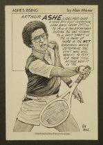 Image of Ashe's rising  - Maver, Alan, d.1984