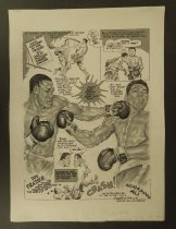 "Image of Some memories of the Frazier-Ali war at Madison Square Garden - McGill, Charles ""Charlie"", 1923-"