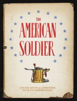 Image of The American soldier - Hake, Gordon