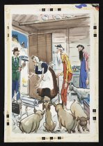 "Image of ""Effin it aint got a pitch-fork an' shovel attachment ah jest aint got any use fer it, Mister' - Webb, Paul, 1902-"