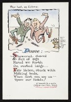 Image of Dear host, as follows:... - Basset, Gene, 1927-