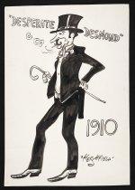 "Image of ""Desperate Desmond"" - Hershfield, Harry, 1885-1974"