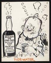 Image of Firewater - Tamblyn, Bud, 1906-1989