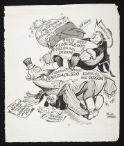 Image of City debt... - Cowan, Woodson, 1887?-1977