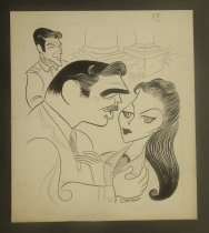 "Image of ""Band of Angels"" Clark Gable, Yvonne De Carlo - Cristiano, Rudy, 1926-2010"