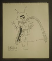 Image of [3 character drawings] - Hembeck, Fred