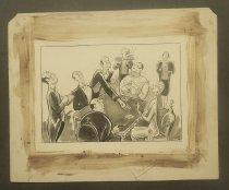 Image of [Bridge game] - Shellhase, George, 1895-1988