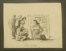 Image of Curb service - Shellhase, George, 1895-1988