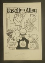 Image of Gasoline Alley 1776 - Moores, Dick, 1909-1986