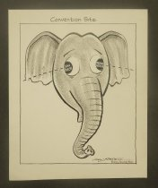 Image of Convention site - Riedell, John, 1932 -