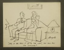 Image of [39 undated roughs] - Angelo, Mike, 1907-1993