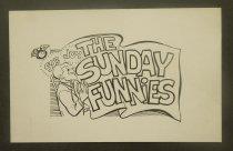 Image of Sob Joy The Sunday Funnies - Lenord