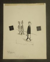 Image of [8 cartoons about men, domestic life and fatherhood] - Smith, George