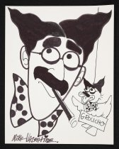 Image of Groucho - Valentine, Mike, 1961-
