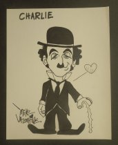 Image of Charlie - Valentine, Mike, 1961-