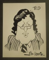 Image of Ted - Valentine, Mike, 1961-