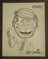Image of Jimmy - Valentine, Mike, 1961-