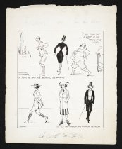 Image of Fashions: here and abroad - Powers, T.E., 1870-1939