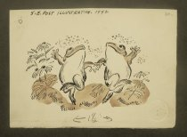 Image of [Two frogs dancing] - Cuppy, Will, 1884-1949