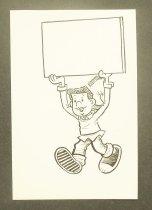 Image of [5 Curtis drawings] - Billingsley, Ray, 1957-