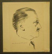 Image of [Folder of drawings, cartoons and correspondence between Andriola and Ed Kuhn editor at McGraw Hill] - Andriola, Alfred, 1912-1983