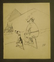 Image of [8 miscellaneous cartoons] - Garde, Chester L.