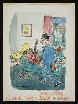 Image of [Sons and hair] - Bernhardt, Glenn, 1920-