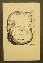 Image of [Herbert Hoover] - Young, Art, 1866-1943
