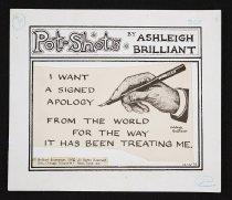 Image of Pot-Shots - Brilliant, Ashleigh, 1933-