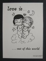 Image of Love is...out of this world - Casali, Kim, 1942?-1997