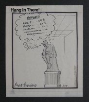 Image of Hang in there! - Gerberg, Mort, 1931-