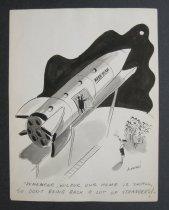 Image of [10 undated gag cartoons] - Kaufman, Al, 1918-1977