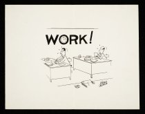 Image of Work! - Button, Ford, 1924-1995
