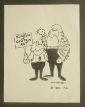 Image of Museum of Cartoon Art - Craig, R.A.