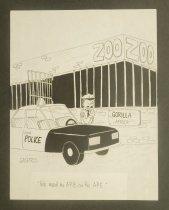 Image of [5 undated gag cartoons] - Gaspirtz, Oliver, 1970-
