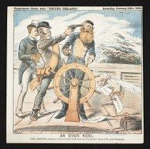 Image of An even keel - Reigh, John Dooley
