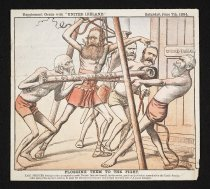 Image of Flogging them to the fight. - Reigh, John Dooley