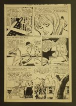 Image of [Page 7 of the 'I couldn't be faithful!' story from 'Girls' Romances' #144]  - Estrada, Ric, 1928-