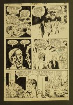 Image of [Pages 4, 5 and 6 of the 'Somebody's listening' story in 'House of Secrets' #128] - Orlando, Joseph, 1927-1998