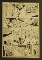 Image of [Pages 9 and 14 of 'The destiny of love' story from 'Girls Love Stories' #166]   #154] - Saaf, Art, 1921-2007