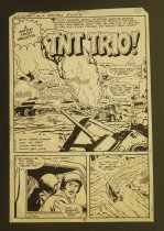 Image of [6 pages of the 'TNT Trio!' story from 'G.I. Combat' #213]   #154] - Draut, Bill, 1921 - 1993