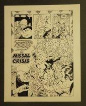 Image of Thunder-bunny in Missal Crisis  #154] - Buniak, Brian