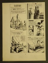 Image of [Page 1 of the 'Portrait of a ghost' story in 'Ripley''s believe it or not!' #94] - Roy, Mike, 1921-1996