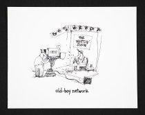 Image of Old-boy network - Thompson, Richard