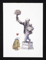 Image of [Lenin statue] - Thompson, Richard