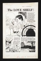 Image of Great Lover Romances #19: The Love Shelf! - Peddy, Arthur, 1916-2002