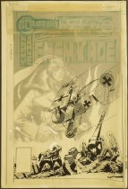 Image of [Cover for 'Enemy Ace' a 'DC Special' #26] - Kubert, Joe, 1926-2012